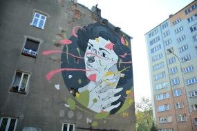 Untay, Anutsa/Primavera, Lodz, Poland, Młynarska 15, photo by Paweł Trzeźwiński