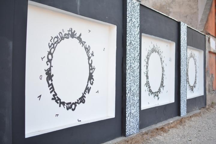 Opiemme, Black Hole Sun, Urban Forms 10, Lodz 2017, ph Paweł Trzeżwiński