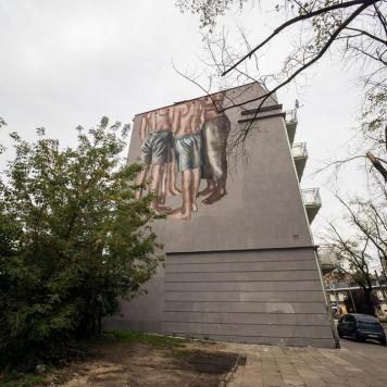 Hyuro, Lodz, Poland, Urban Forms, ph: HaWa.