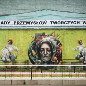 "Nomad Clan, ""Mokosz""/""Mokosh"", Lodz, Poland, ph: Bokehgo."