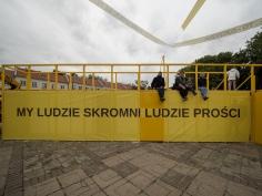 """Robert Rumas, """"X"""", Lodz, Poland, ph: Mikołaj Zacharow."""